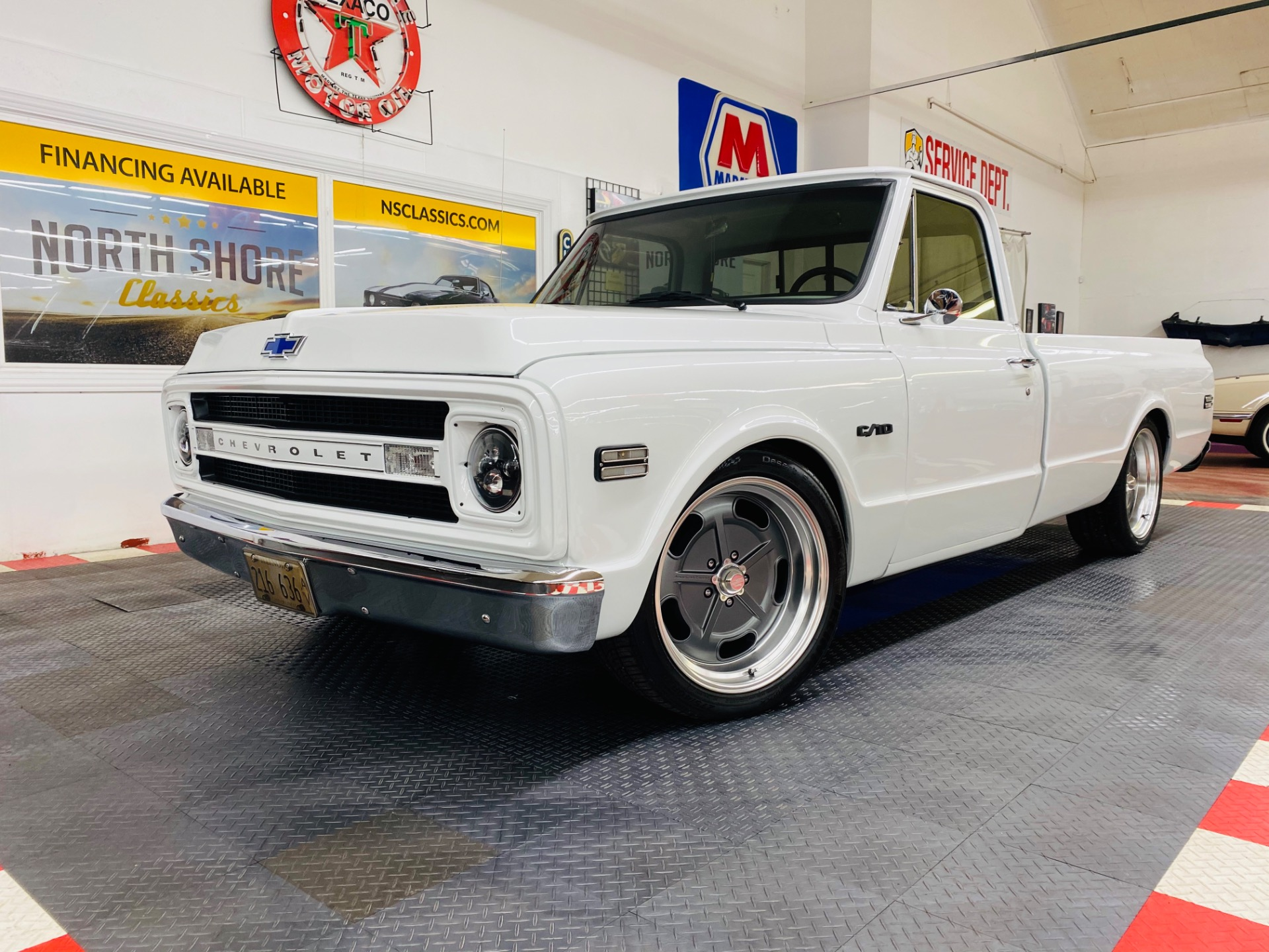 Used 1969 Chevrolet Pickup - C-10 - Nut and Bolt Restoration - SHOW QUALITY - SEE VIDEO - | Mundelein, IL