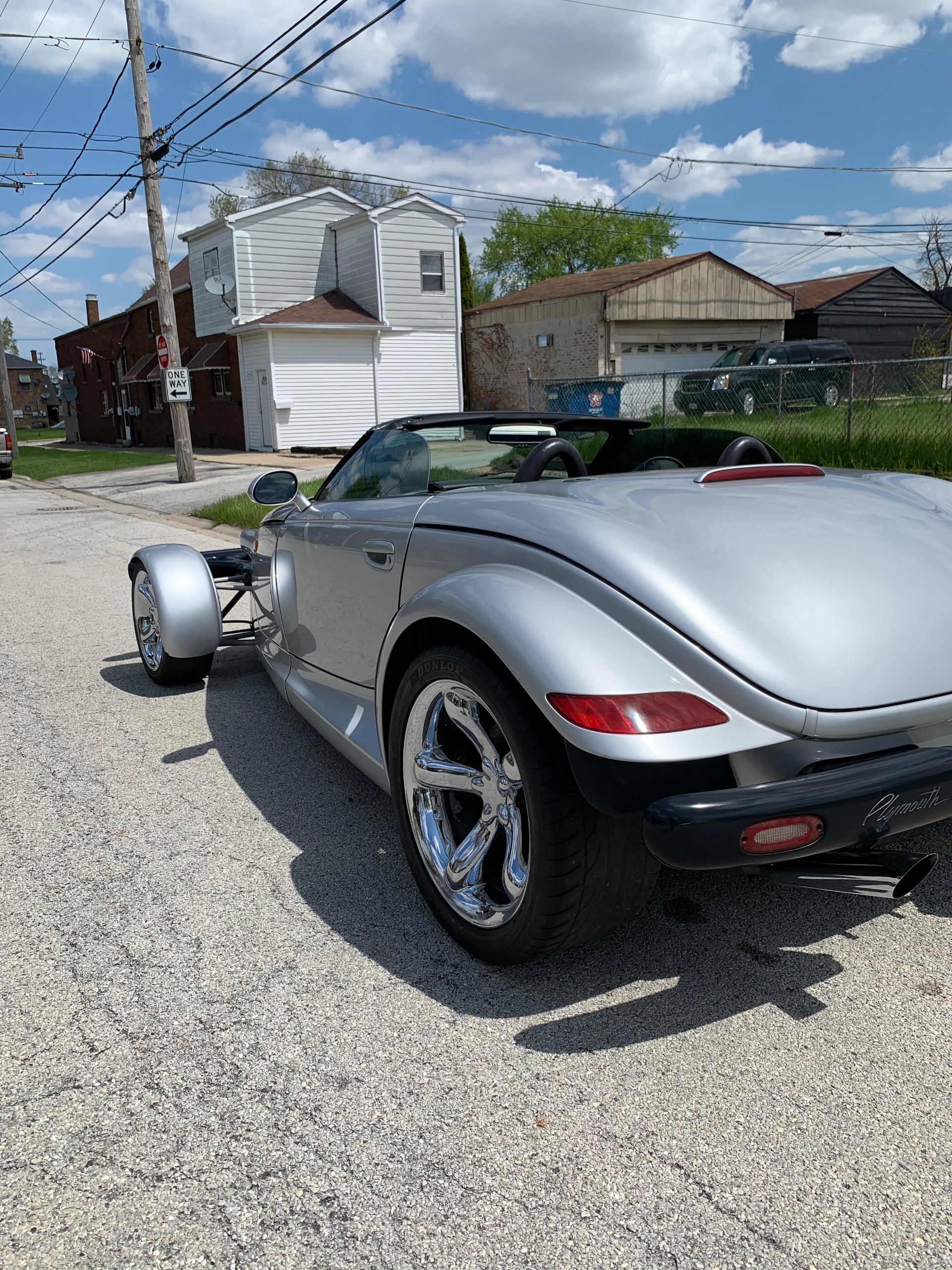 Used 2000 Plymouth Prowler -Silver Bullet | Mundelein, IL