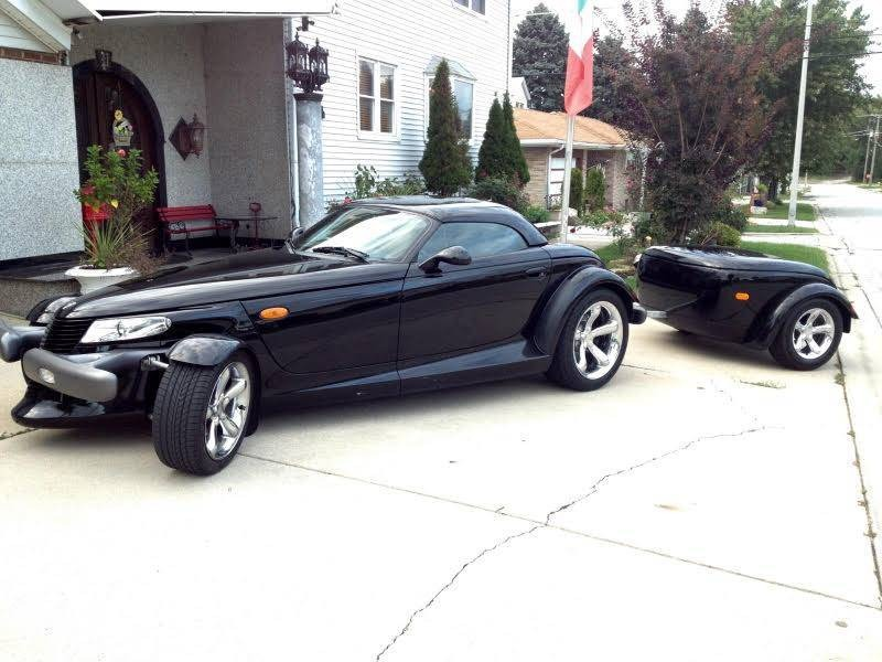 Used 1999 Plymouth Prowler -Black n Ready | Mundelein, IL