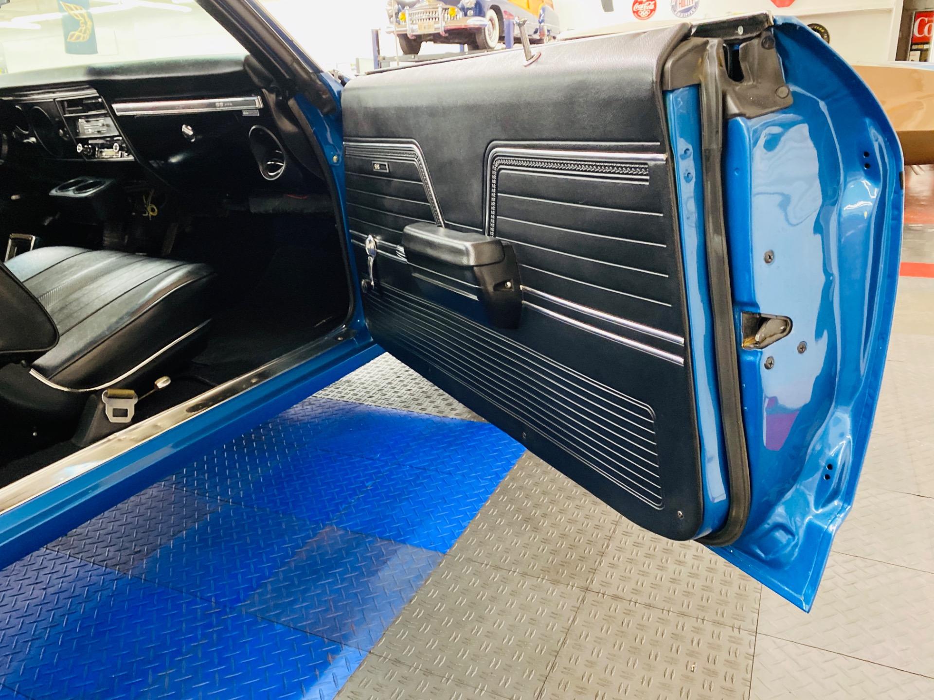 Used 1969 Chevrolet Chevelle -SUPER SPORT TRIBUTE - CODE 71 LEMANS BLUE - BUILT 396 ENGINE - | Mundelein, IL