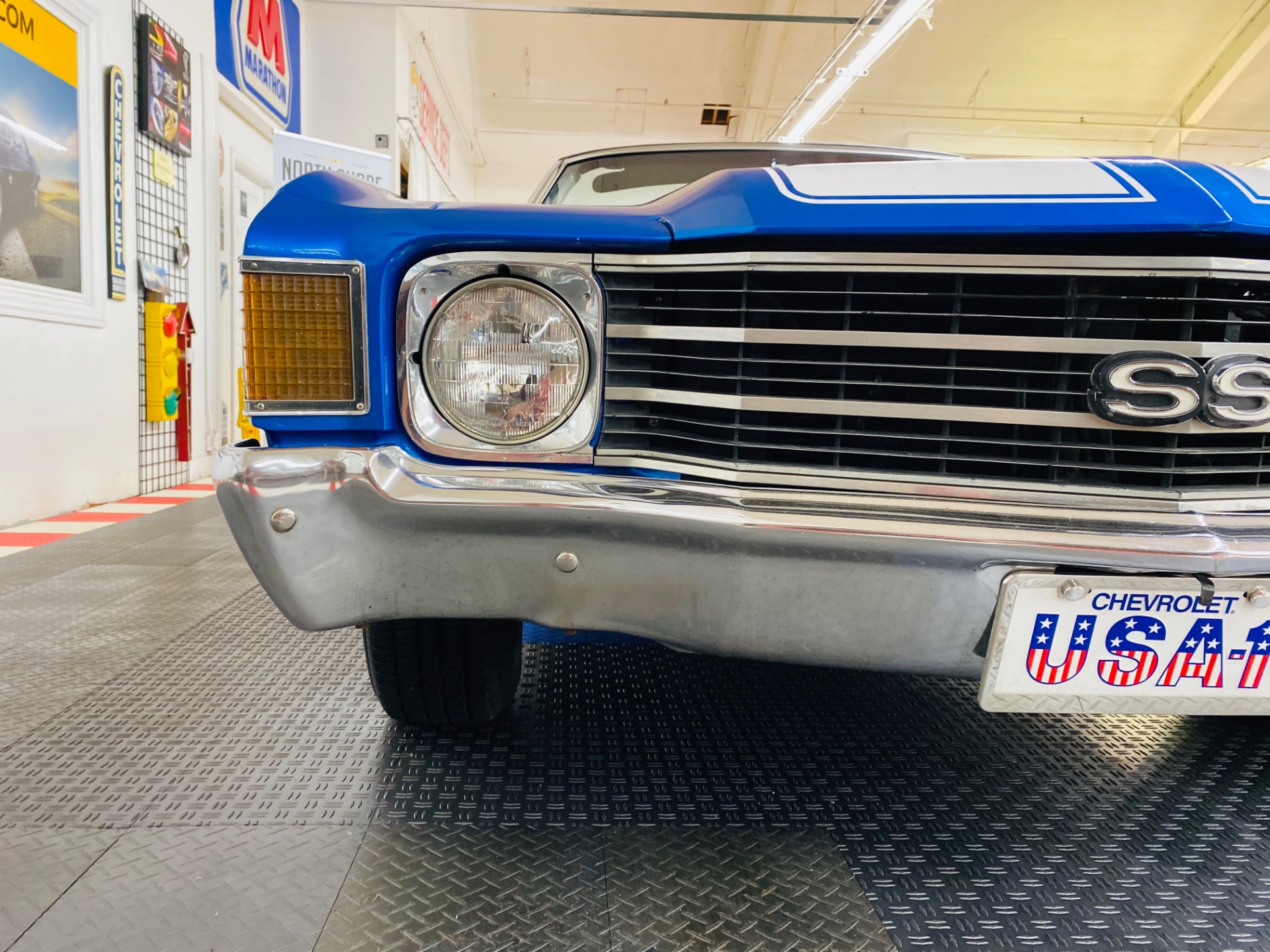 Used 1972 Chevrolet Chevelle -CONVERTIBLE - SS TRIBUTE - FLORIDA CAR - SEE VIDEO | Mundelein, IL