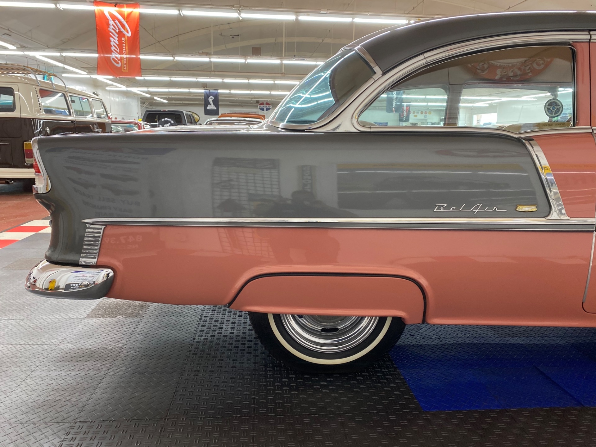 Used 1955 Chevrolet Bel Air Great Driving Classic - SEE VIDEO - | Mundelein, IL