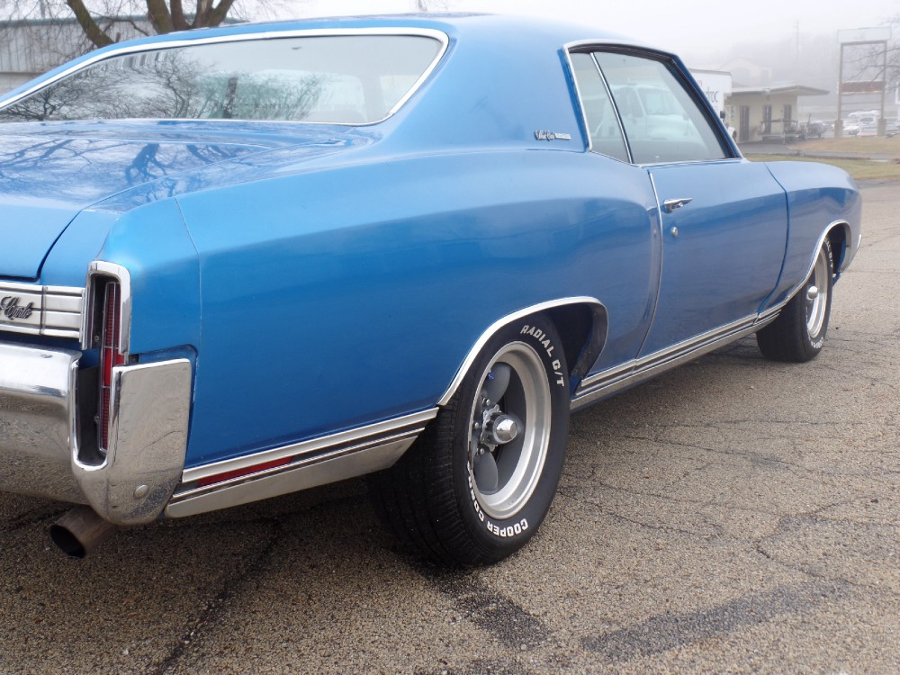 Used 1972 Chevrolet Monte Carlo BIG BLOCK-FRAME OFF RESTORED--SEE VIDEO | Mundelein, IL