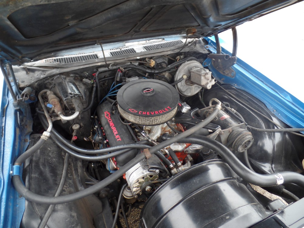 1972 Chevrolet Monte Carlo BIG BLOCK-FRAME OFF RESTORED ...