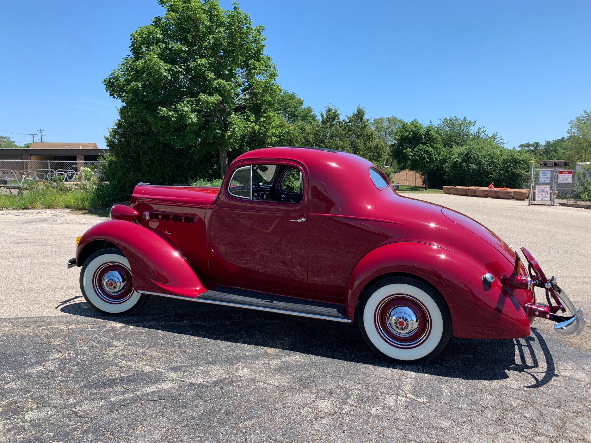 Used 1937 Packard 112 Great Driving Classic | Mundelein, IL