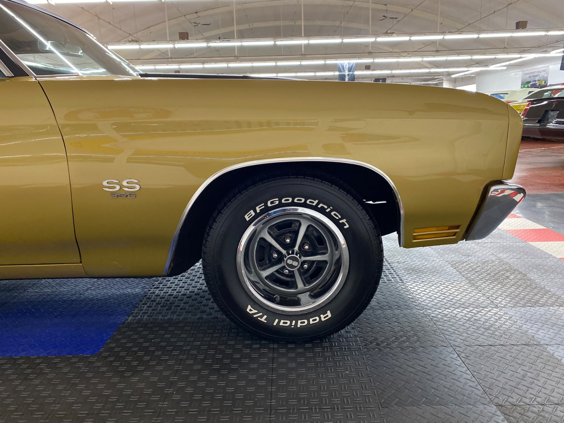 Used 1970 Chevrolet Chevelle -SUPER SPORT - L34 396 - FACTORY A/C - BUILD SHEET - SEE VIDEO | Mundelein, IL