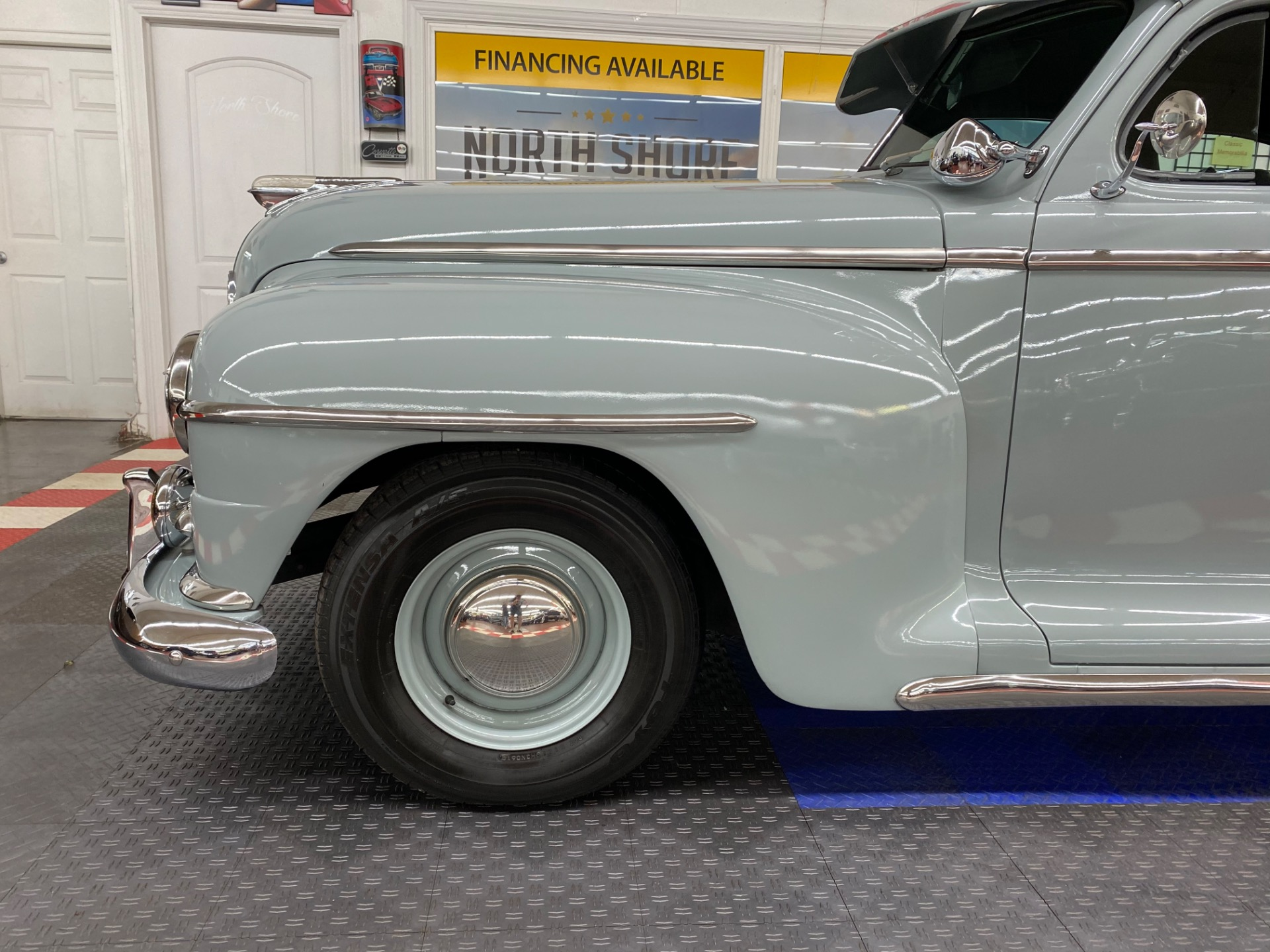 Used 1948 Plymouth Club Coupe -Modern A/C system - SBC 350 Engine - Drive Anywhere - SEE VIDEO | Mundelein, IL