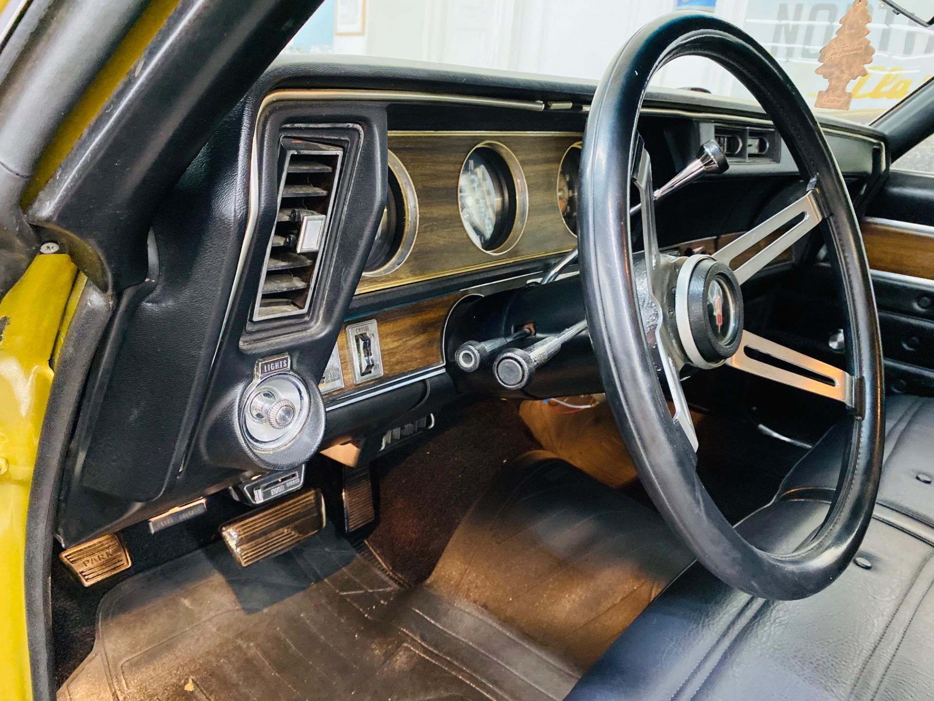 Used 1972 Oldsmobile Cutlass - 442 TRIBUTE - 455 ENGINE - SEE VIDEO | Mundelein, IL