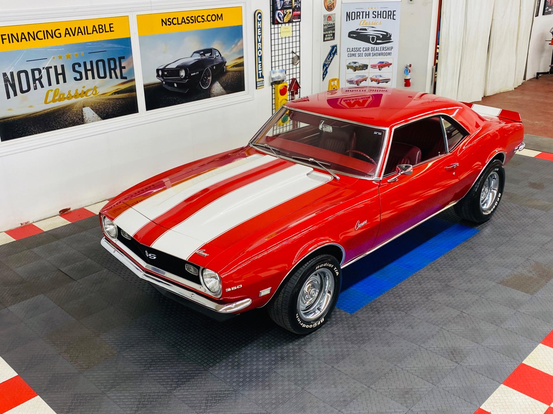 Used 1968 Chevrolet Camaro - 350 ENGINE - 4 SPEED - 12 BOLT REAR - SEE VIDEO | Mundelein, IL