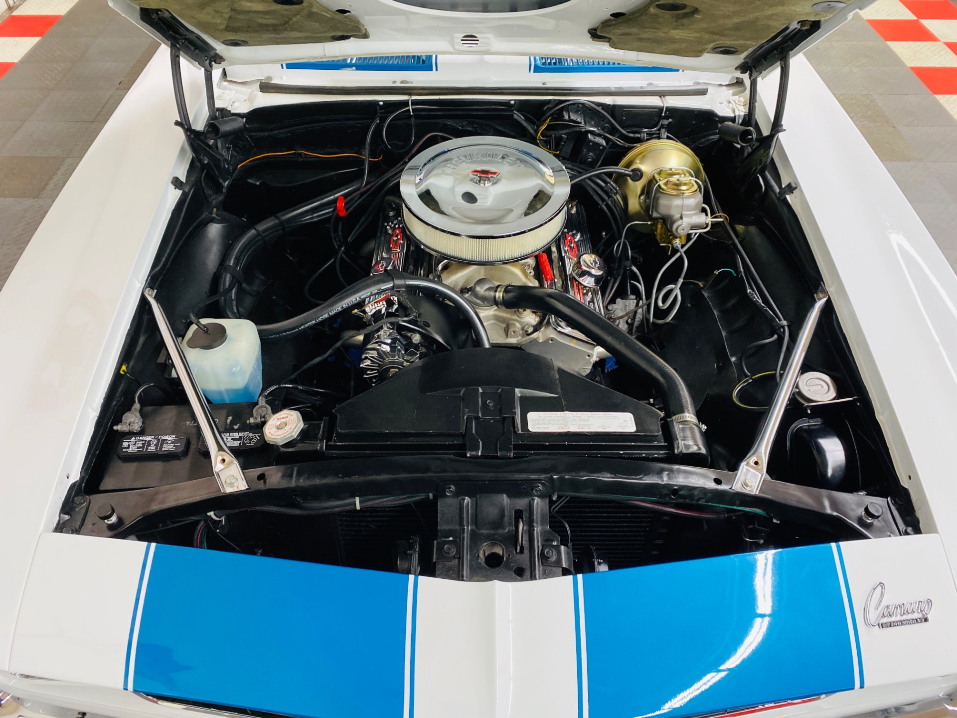 Used 1969 Chevrolet Camaro - RS/SS - 4 SPEED - HOUNDS TOOTH INTERIOR - SEE VIDEO | Mundelein, IL