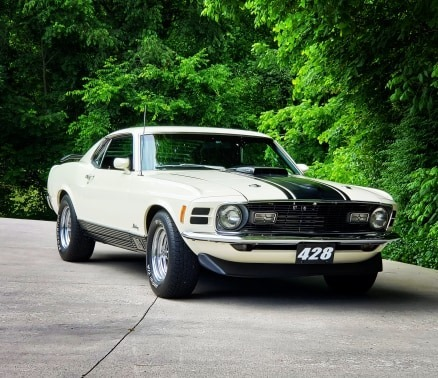 Used 1970 Ford Mustang - Mach 1 - 428 Cobra Jet - SEE VIDEO | Mundelein, IL