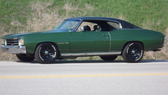 1970 Chevrolet Chevelle Malibu-SEE VIDEO NEW ENGINE-2 OWNER