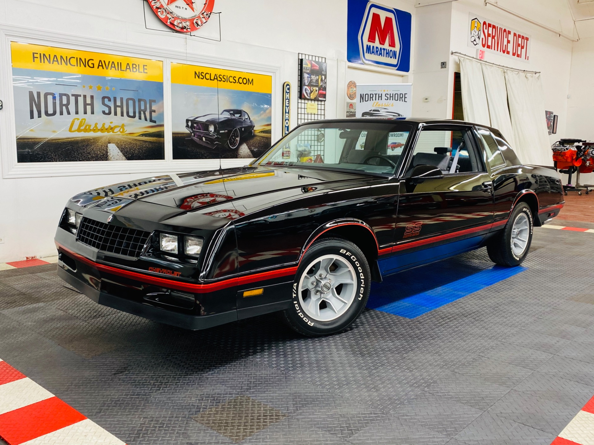 Used 1988 Chevrolet Monte Carlo - SUPER SPORT - 34K ORIGINAL MILES - LIKE NEW - SEE VIDEO | Mundelein, IL