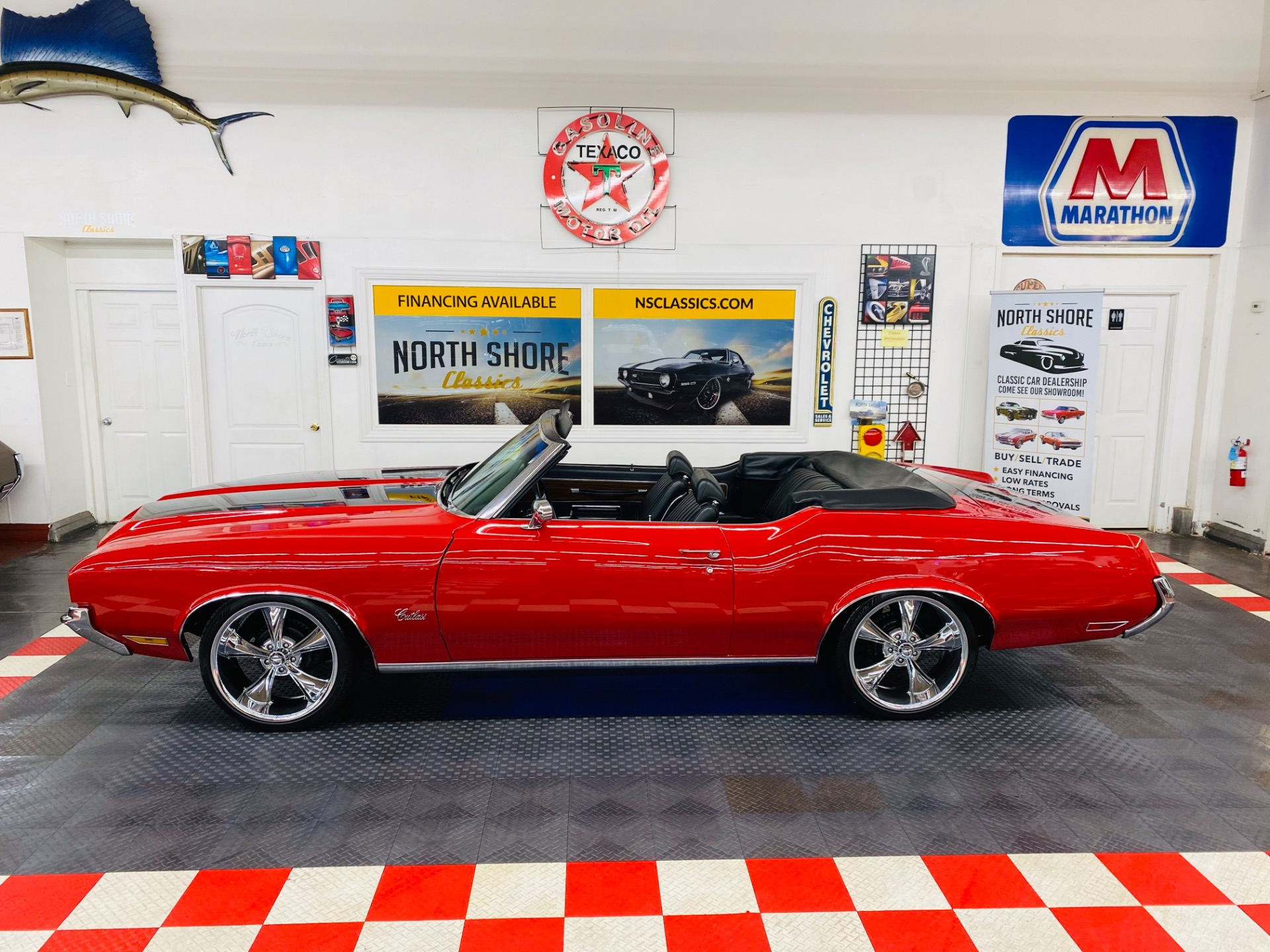 Used 1971 Oldsmobile Cutlass Supreme Convertible - SEE VIDEO - | Mundelein, IL