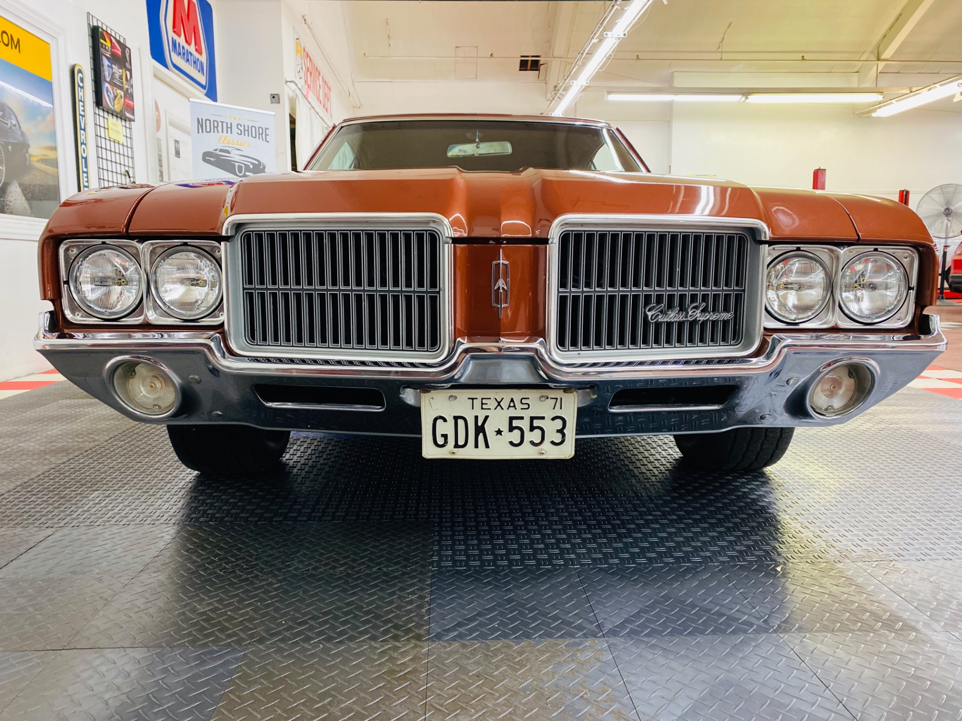 Used 1971 Oldsmobile Cutlass - FACTORY A/C - SUPER CLEAN - DRIVE ANYWHERE - SEE VIDEO | Mundelein, IL