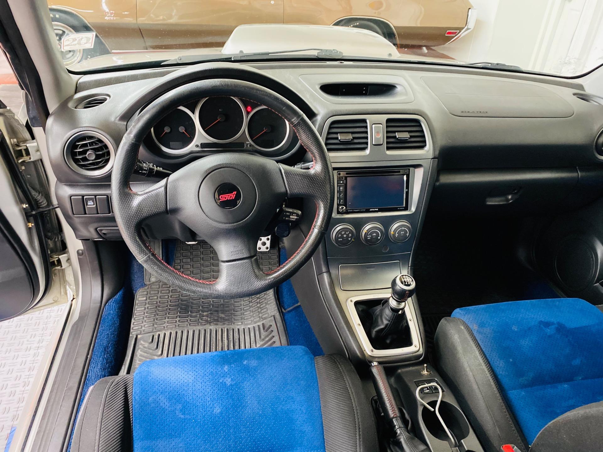 Used 2005 Subaru Impreza WRX STI - SEE VIDEO | Mundelein, IL