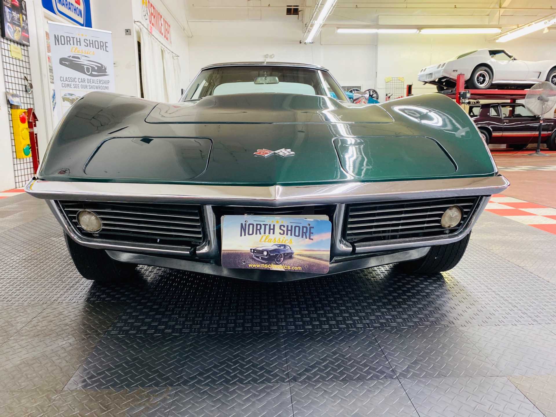 Used 1968 Chevrolet Corvette - 390 HP 427 V8 - NUMBERS MATCHING - 36,000 ORIGINAL MILES - SEE VIDEO | Mundelein, IL