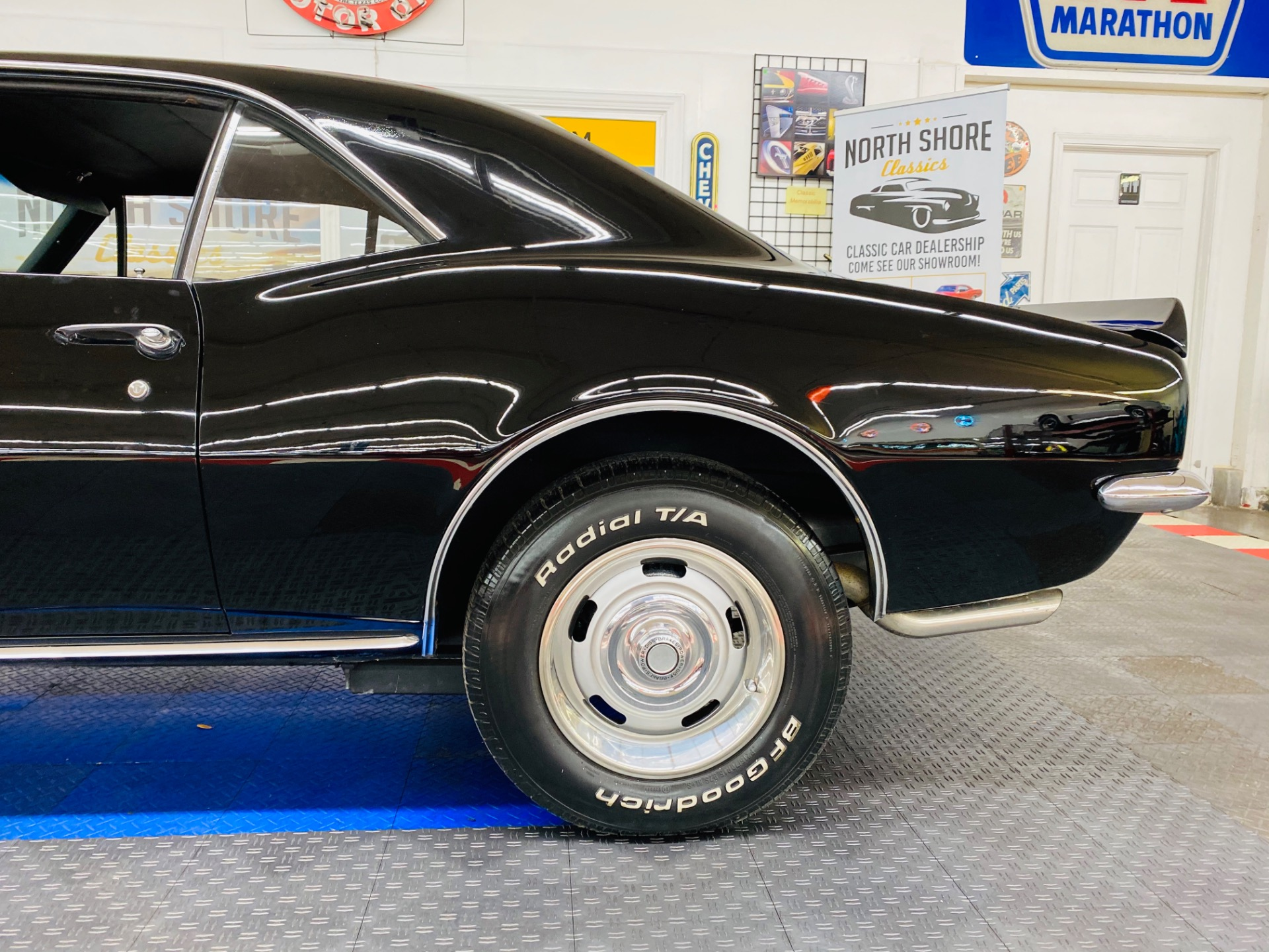 Used 1967 Chevrolet Camaro - SUPER SPORT STYLING - 396 BIG BLOCK - 4 SPEED TRANS - SEE VIDEO | Mundelein, IL
