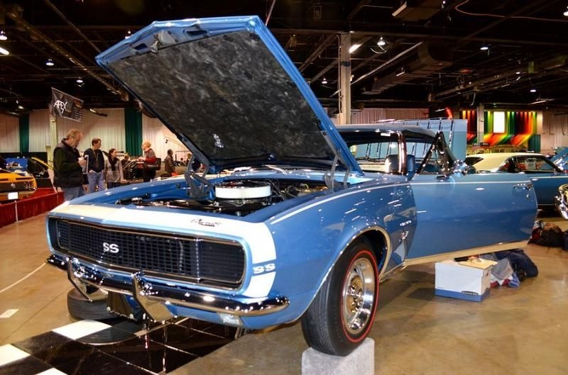 Used 1967 Chevrolet Camaro - RS/SS - L78 396 - CONVERTIBLE - MINT CONDITION - | Mundelein, IL