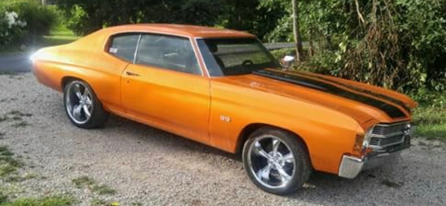 Used 1971 Chevrolet Chevelle - SUPER SPORT TRIBUTE - 454 BBC ENGINE - BUCKET SEATS AND CONSOLE - | Mundelein, IL