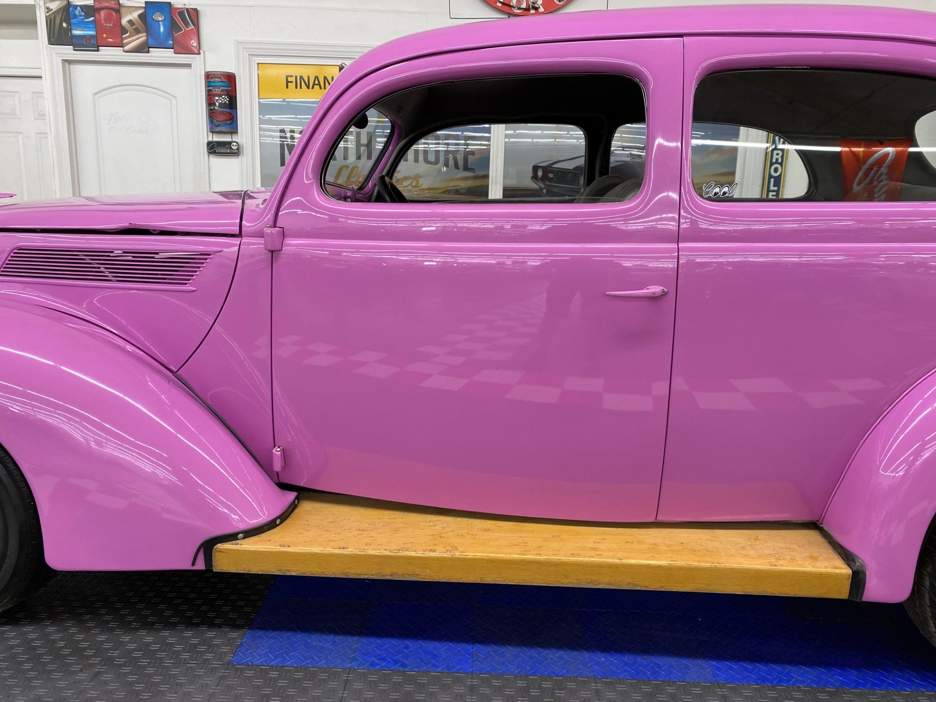 Used 1937 Ford Tudor Sedan - OLD SCHOOL STREET ROD - FLATHEAD V8 - MANUAL TRANS - SEE VIDEO | Mundelein, IL