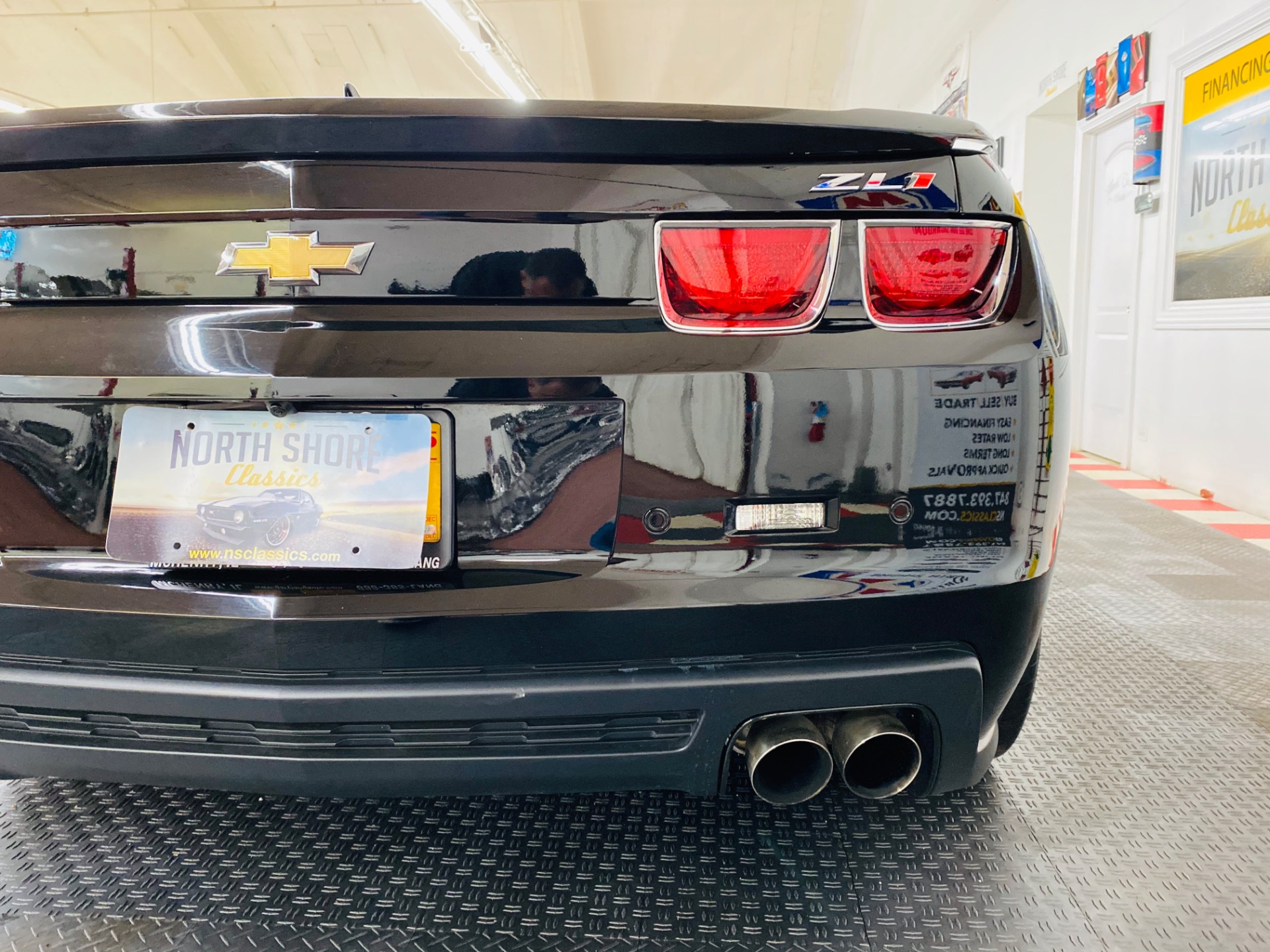Used 2013 Chevrolet Camaro - ZL1 CONVERTIBLE - TRIPLE BLACK - SUPER CLEAN - LOW MILES - SEE VIDEO | Mundelein, IL