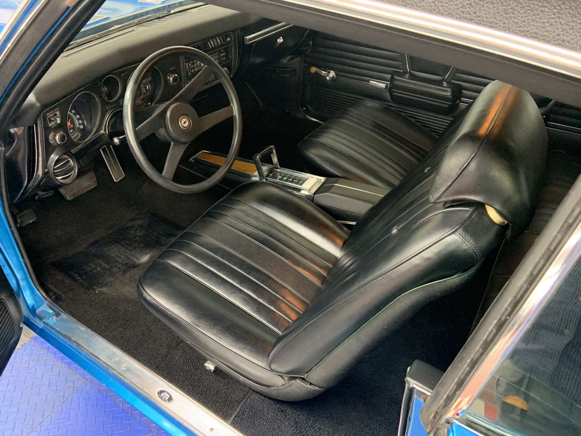 Used 1969 Chevrolet Chevelle - SUPER SPORT TRIBUTE - LEMANS BLUE - FACTORY AC - | Mundelein, IL