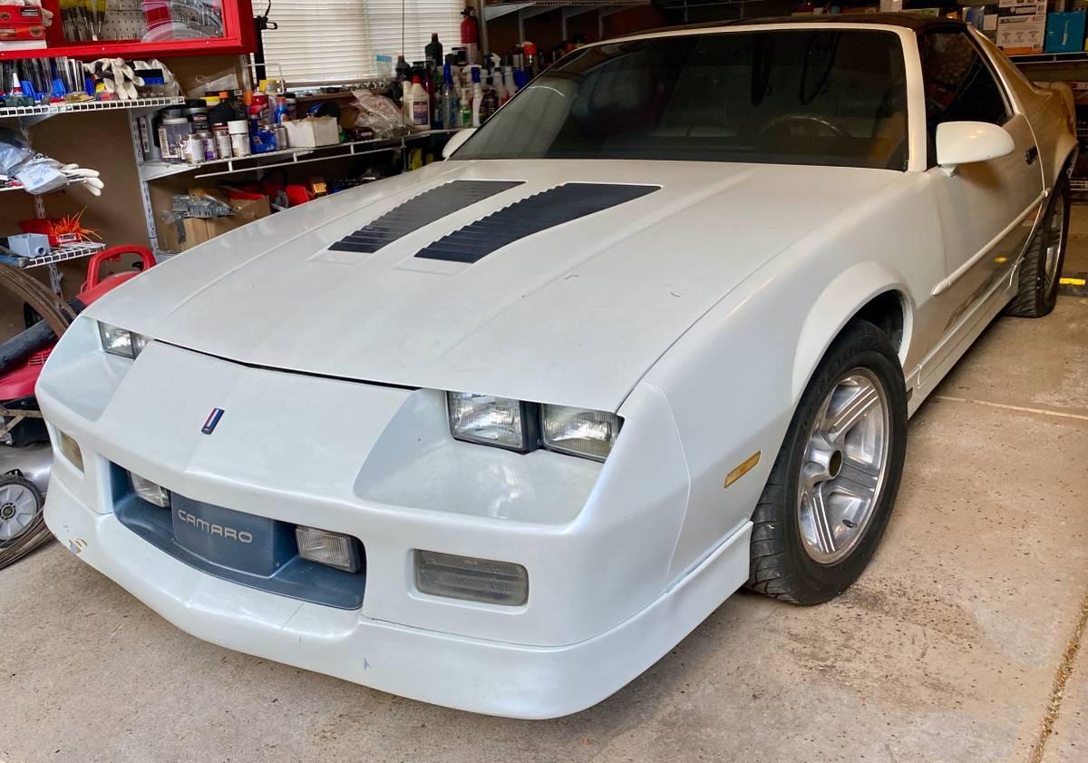 Used 1989 Chevrolet Camaro IROC Z   Mundelein, IL