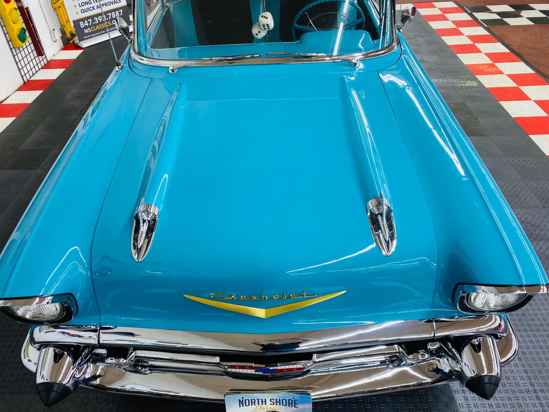 Used 1957 Chevrolet Bel Air Original Sheet Metal - SEE VIDEO | Mundelein, IL
