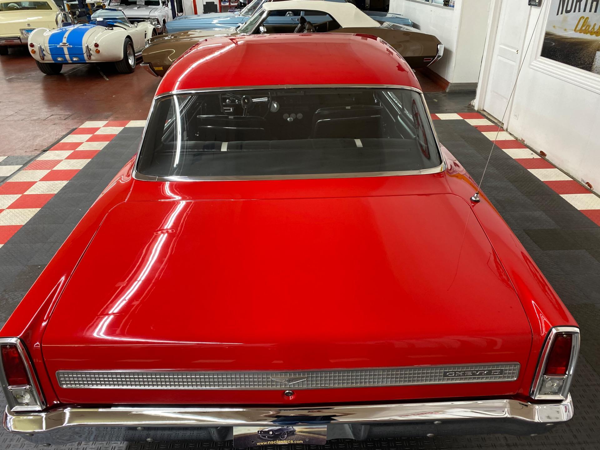 Used 1967 Chevrolet Nova - RESTO MOD - 350 CRATE ENGINE - VINTAGE A/C - | Mundelein, IL