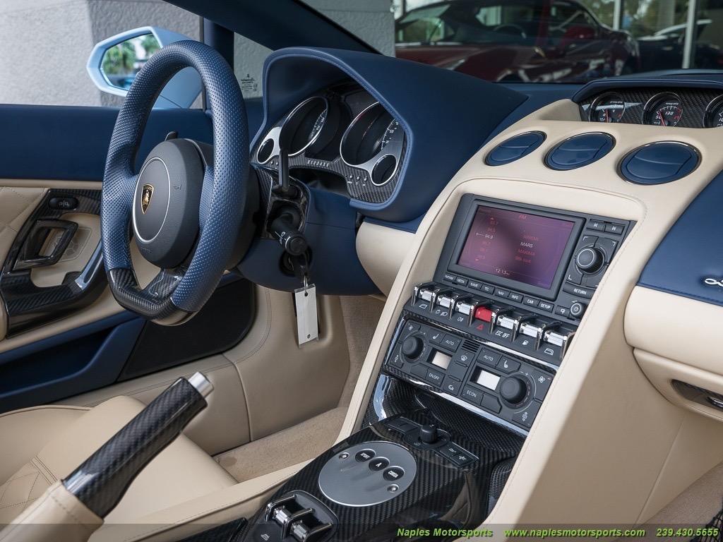 Used 2014 Lamborghini Gallardo LP 560-4 Spyder   Mundelein, IL