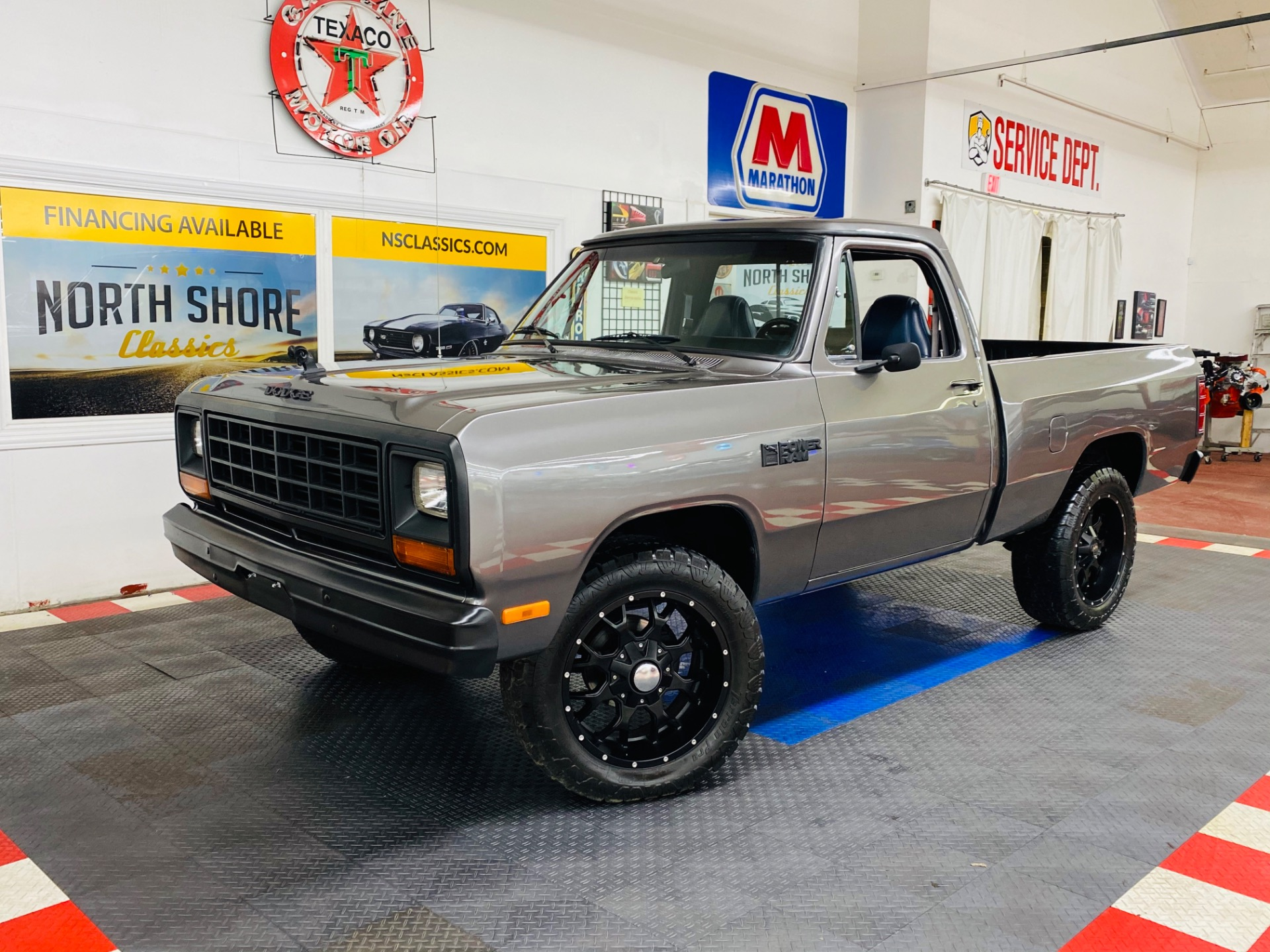 Used 1985 Dodge W150 POWER RAM - SEE VIDEO | Mundelein, IL