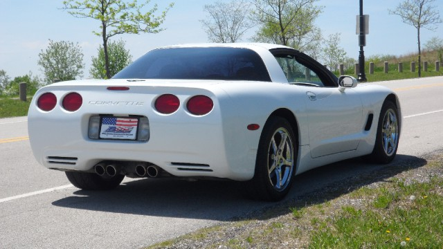 Used 1998 Chevrolet Corvette C5-SEE VIDEO | Mundelein, IL