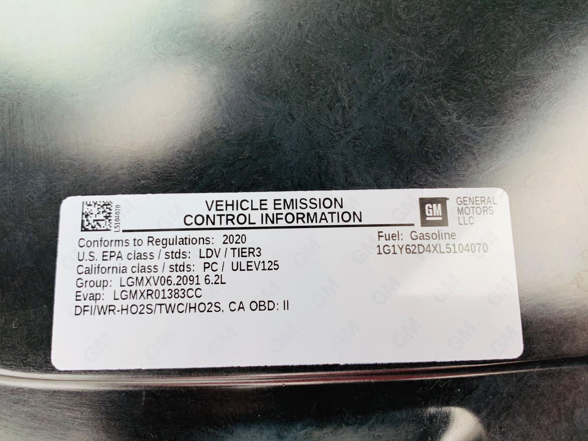 Used 2020 Chevrolet Corvette Stingray - SEE VIDEO | Mundelein, IL