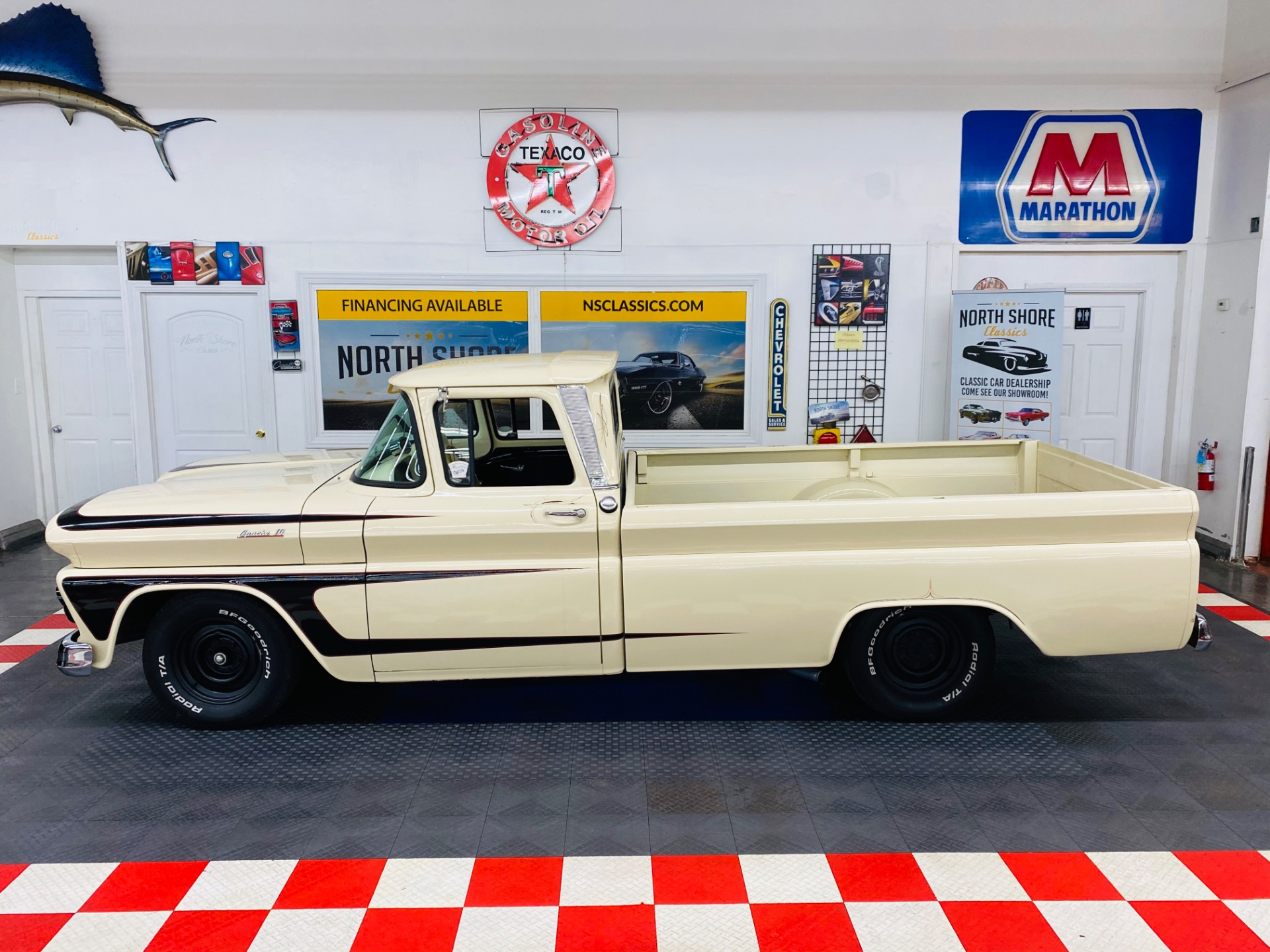 Used 1961 Chevrolet Pickup -APACHE 10 - OLD SCHOOL TRUCK - VERY CLEAN - SEE VIDEO | Mundelein, IL