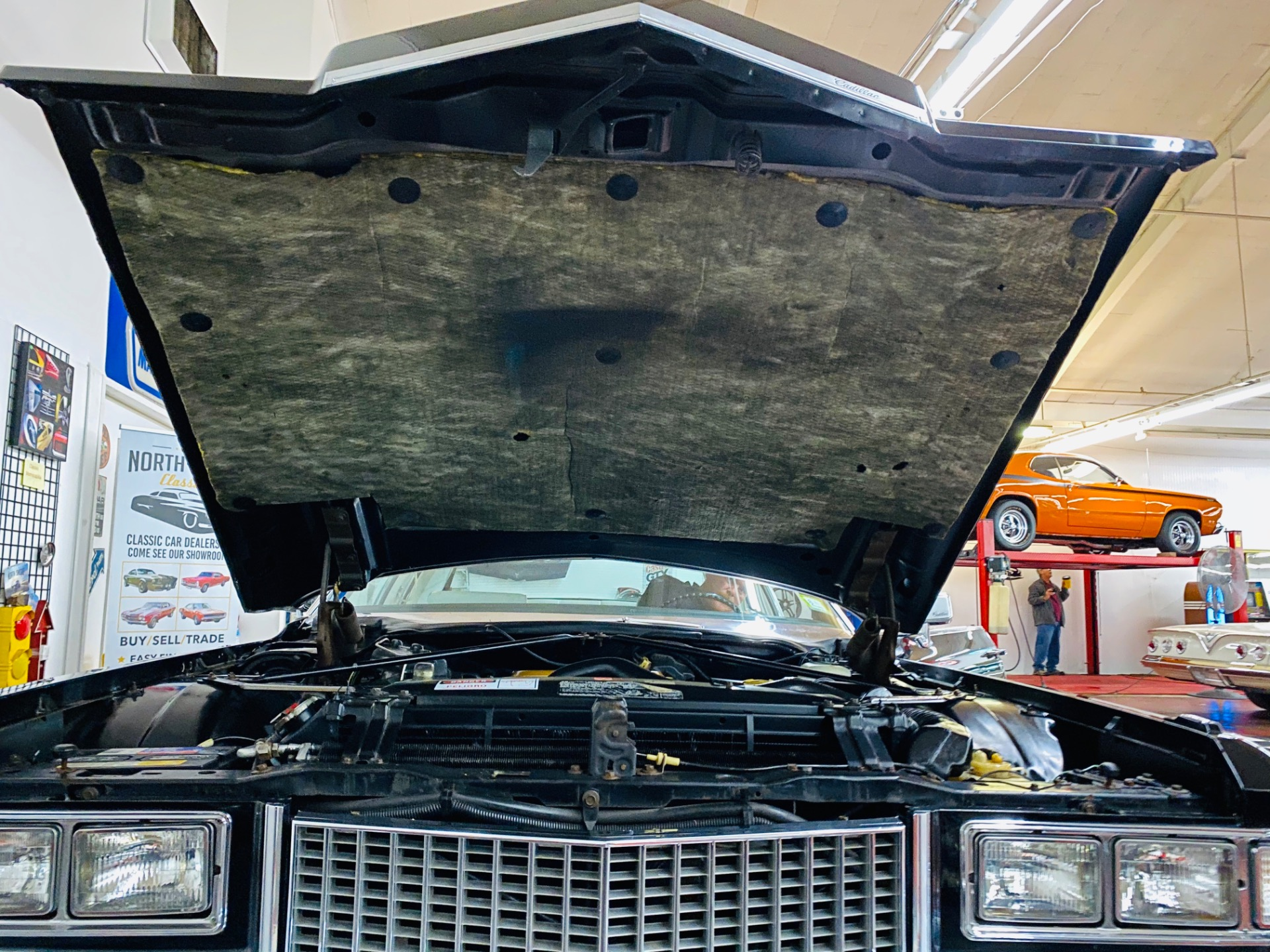 Used 1975 Cadillac Coupe DeVille - RARE FUEL INJECTION - VERY LOW MILES - SUPER CLEAN - SEE VIDEO | Mundelein, IL