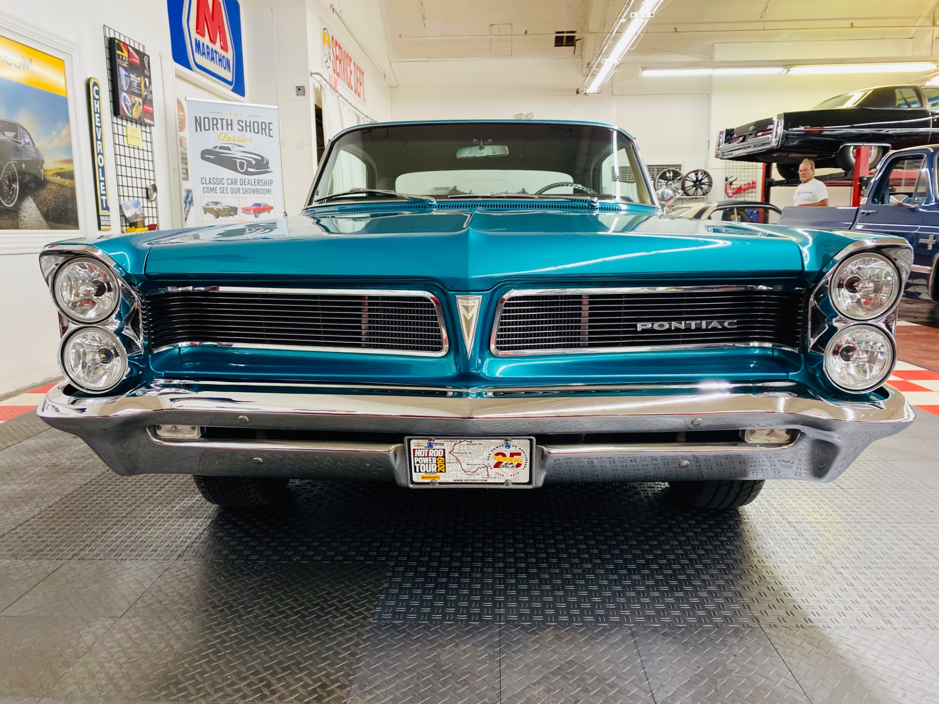 Used 1963 Pontiac Catalina - 428 ENGINE - TRI POWER -  4 SPEED - SEE VIDEO | Mundelein, IL