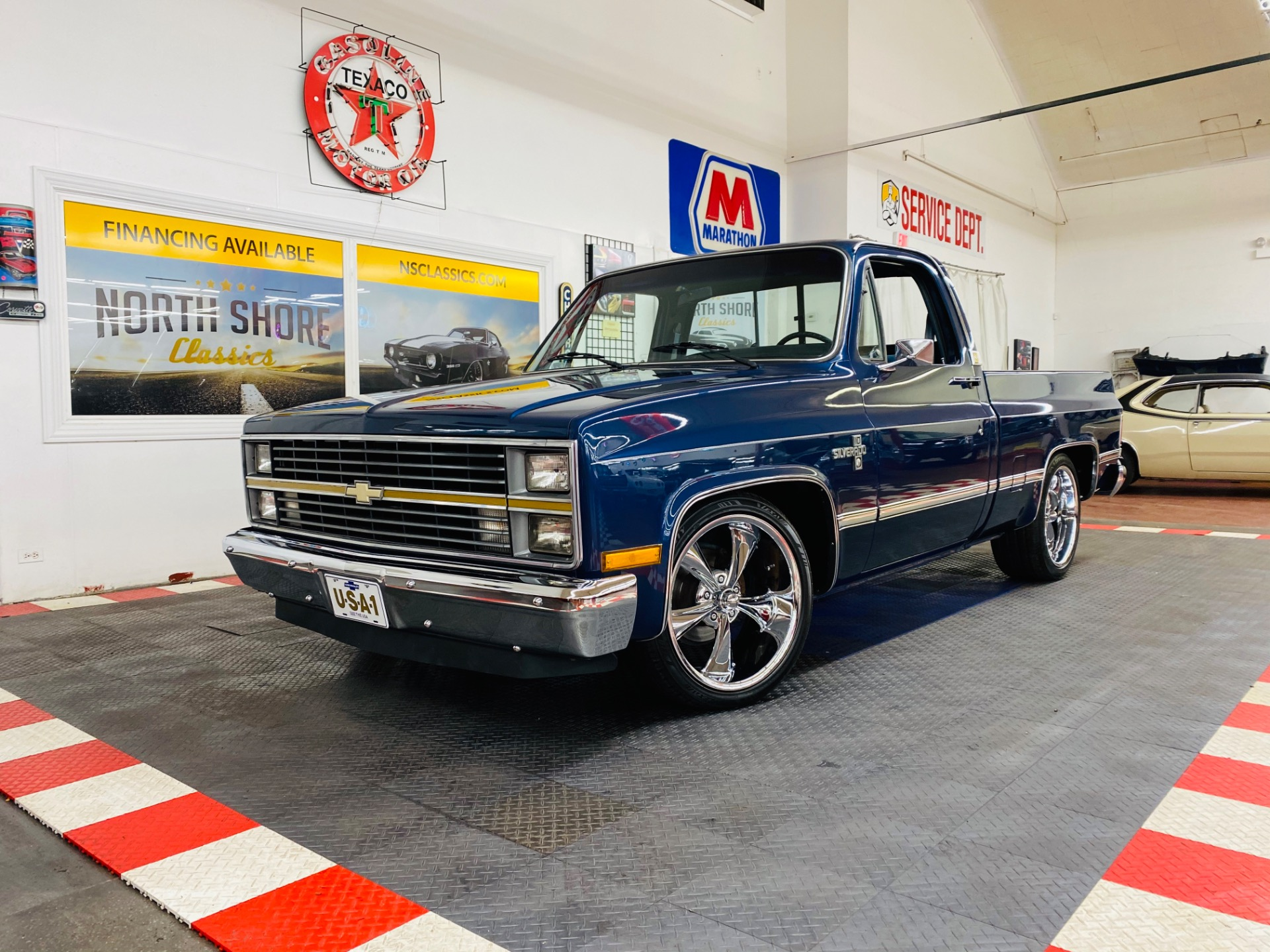 Used 1984 Chevrolet Pickup - C10 SILVERADO - VERY CLEAN SOUTHERN TRUCK - SEE VIDEO | Mundelein, IL