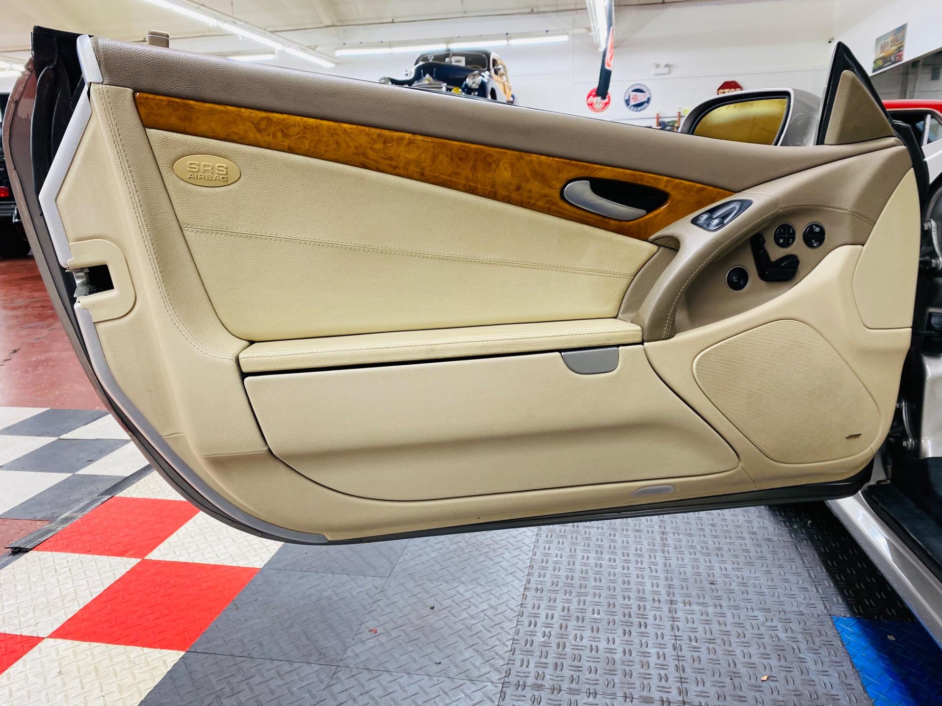 Used 2004 Mercedes-Benz SL-Class SL 500 | Mundelein, IL