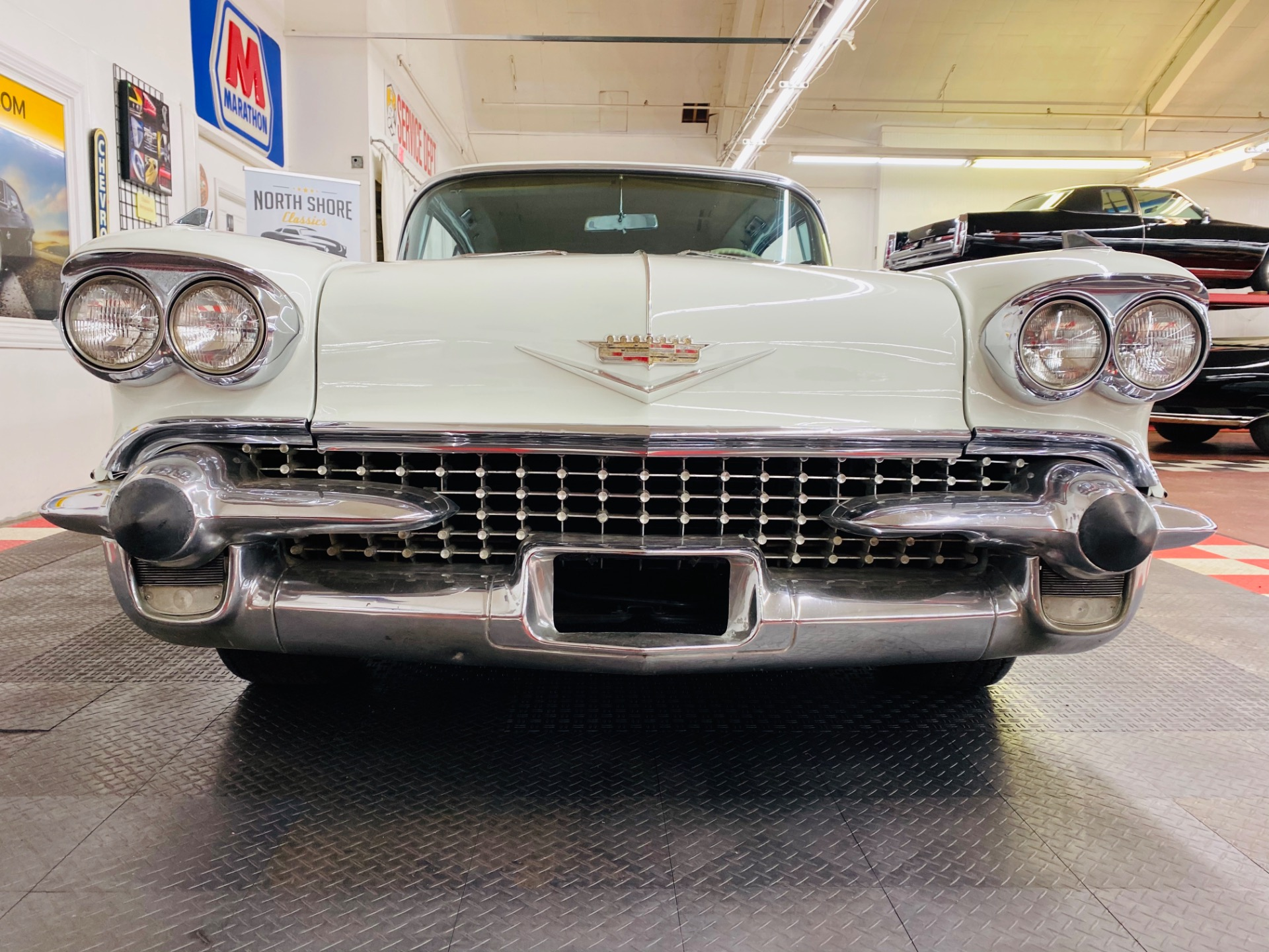Used 1958 Cadillac Eldorado - SEVILLE COUPE - VERY CLEAN BODY - NICE PAINT - SEE VIDEO - | Mundelein, IL