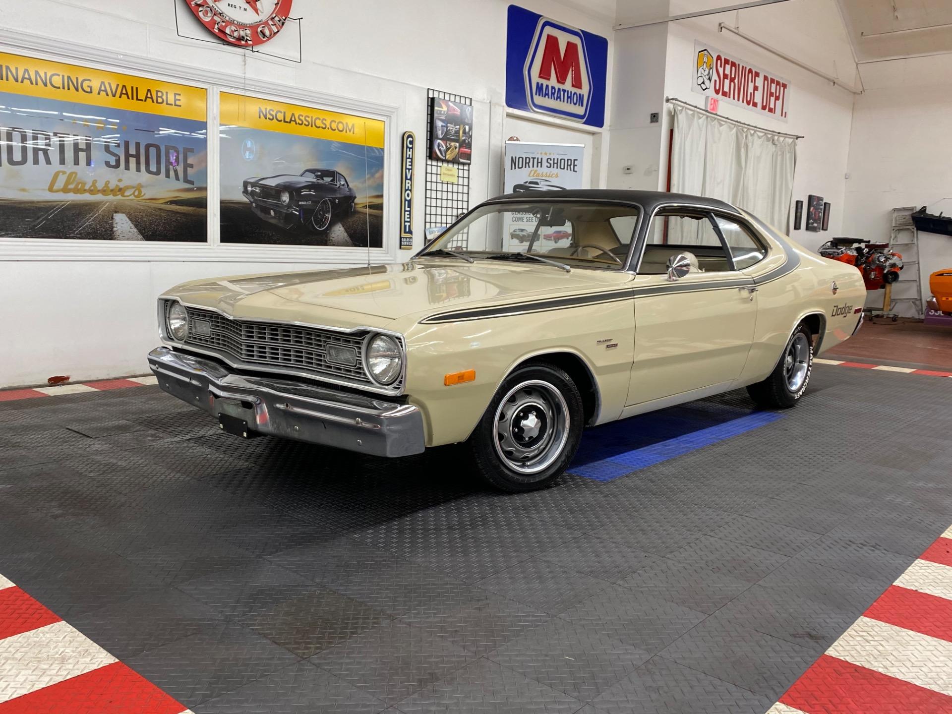 Used 1973 Dodge Dart - CLEAN ORIGINAL CONDITION - 318 V8 ENGINE - SEE VIDEO - | Mundelein, IL