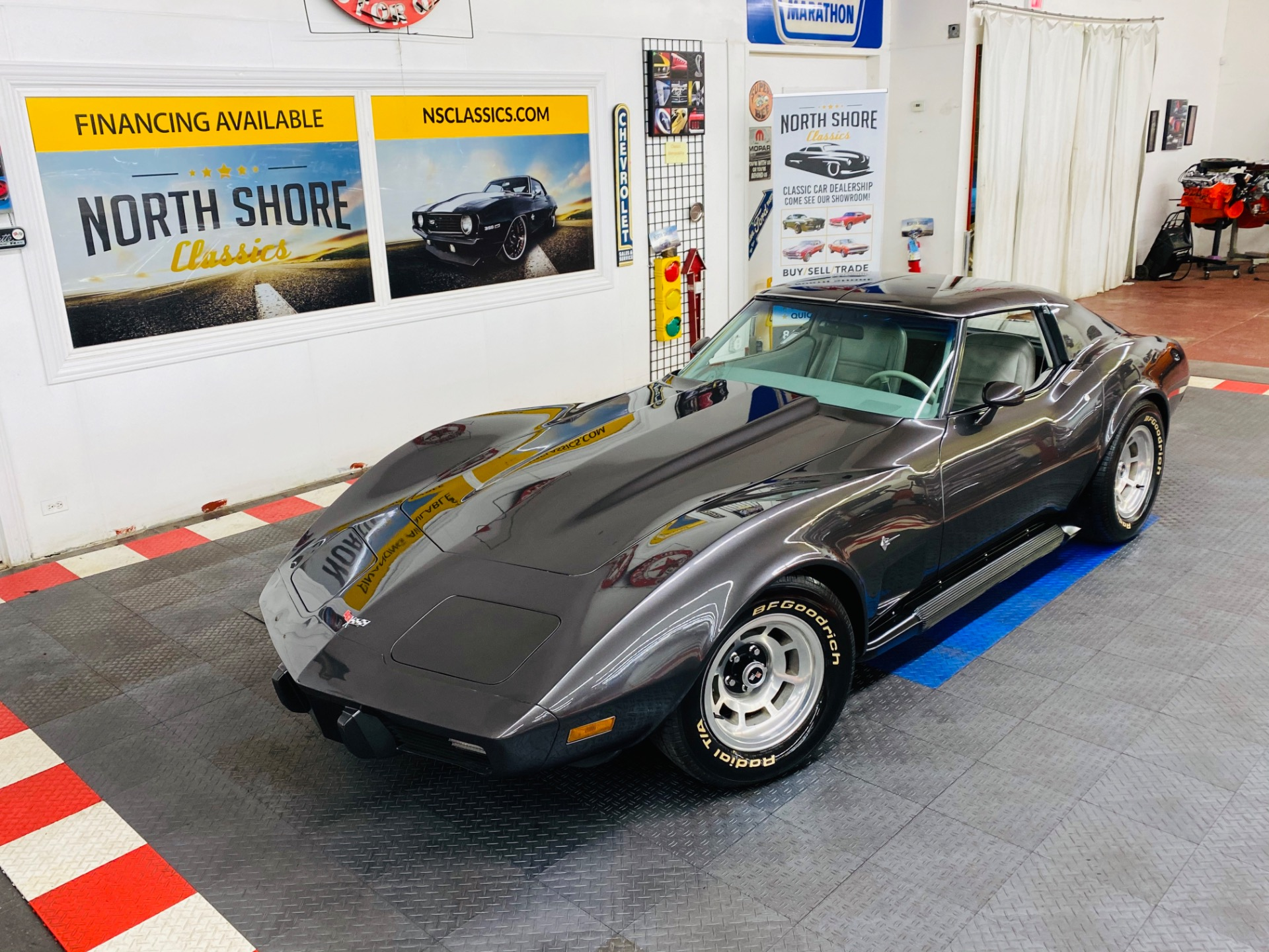 Used 1977 Chevrolet Corvette - RESTO MOD - T TOPS - DRIVES EXCELLENT - SEE VIDEO | Mundelein, IL