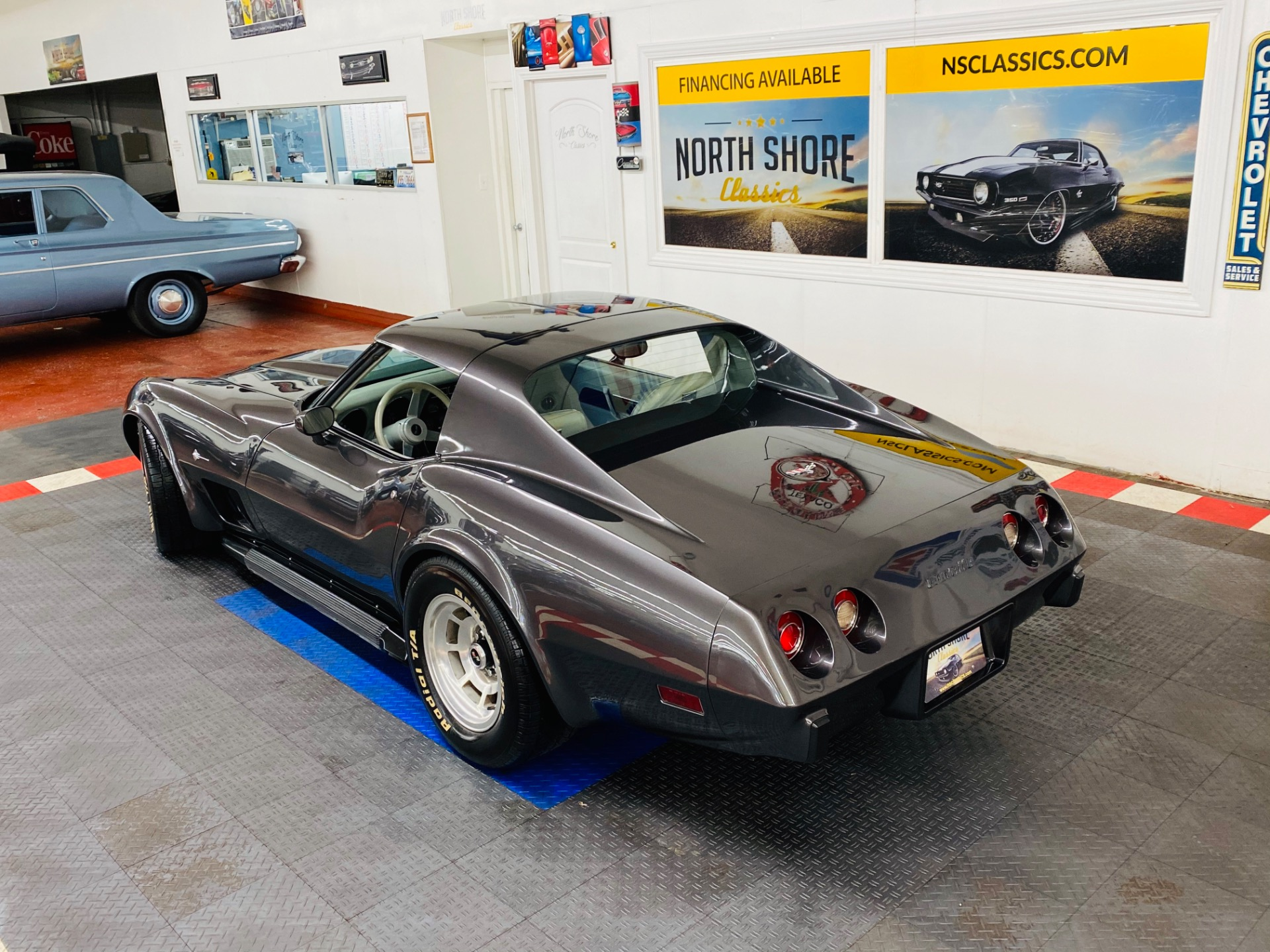 Used 1977 Chevrolet Corvette - RESTO MOD - T TOPS - DRIVES EXCELLENT - SEE VIDEO   Mundelein, IL