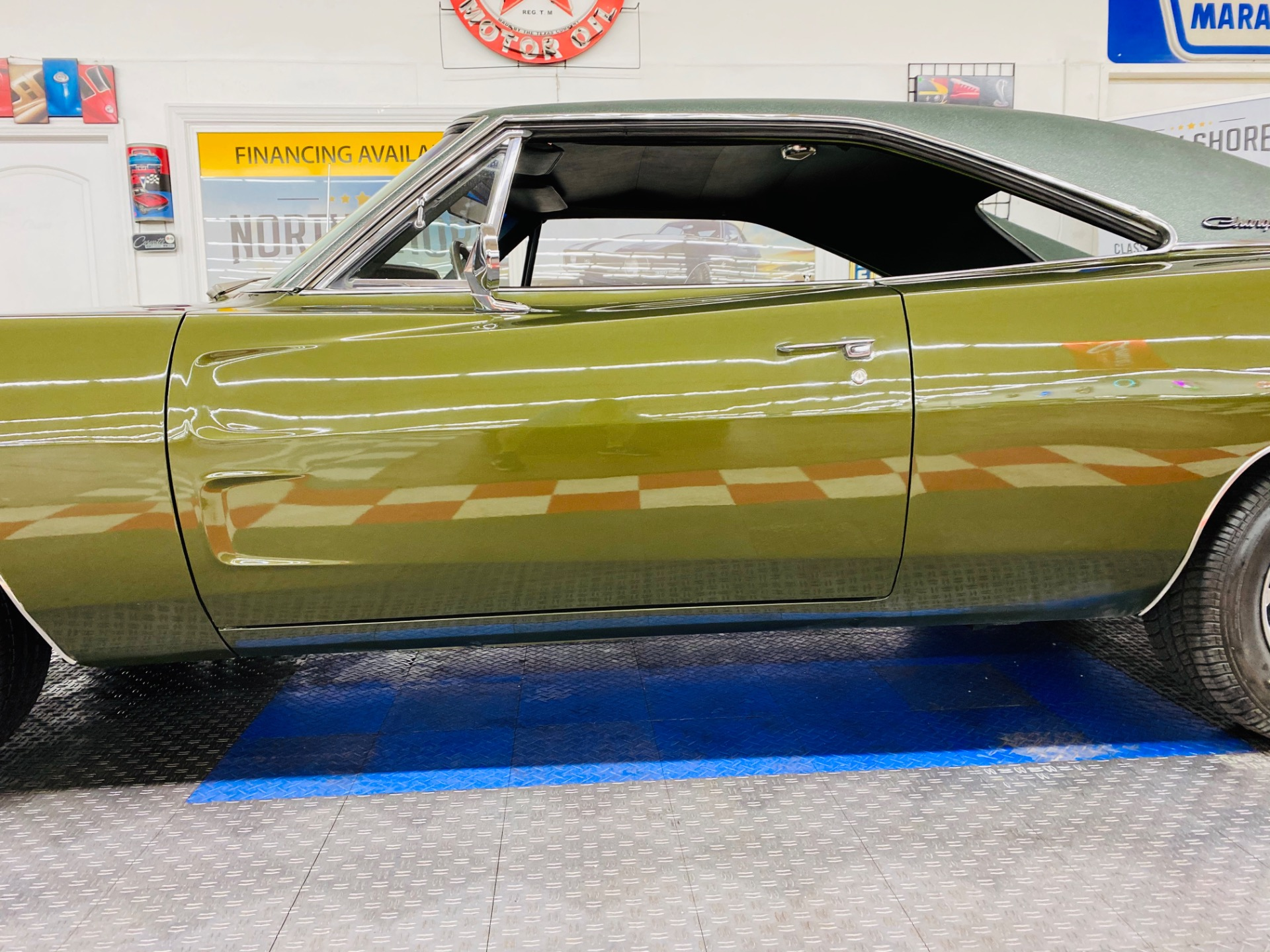 Used 1968 Dodge Charger - 383 ENGINE - LOTS OF ORIGINAL DOCS - SEE VIDEO - | Mundelein, IL