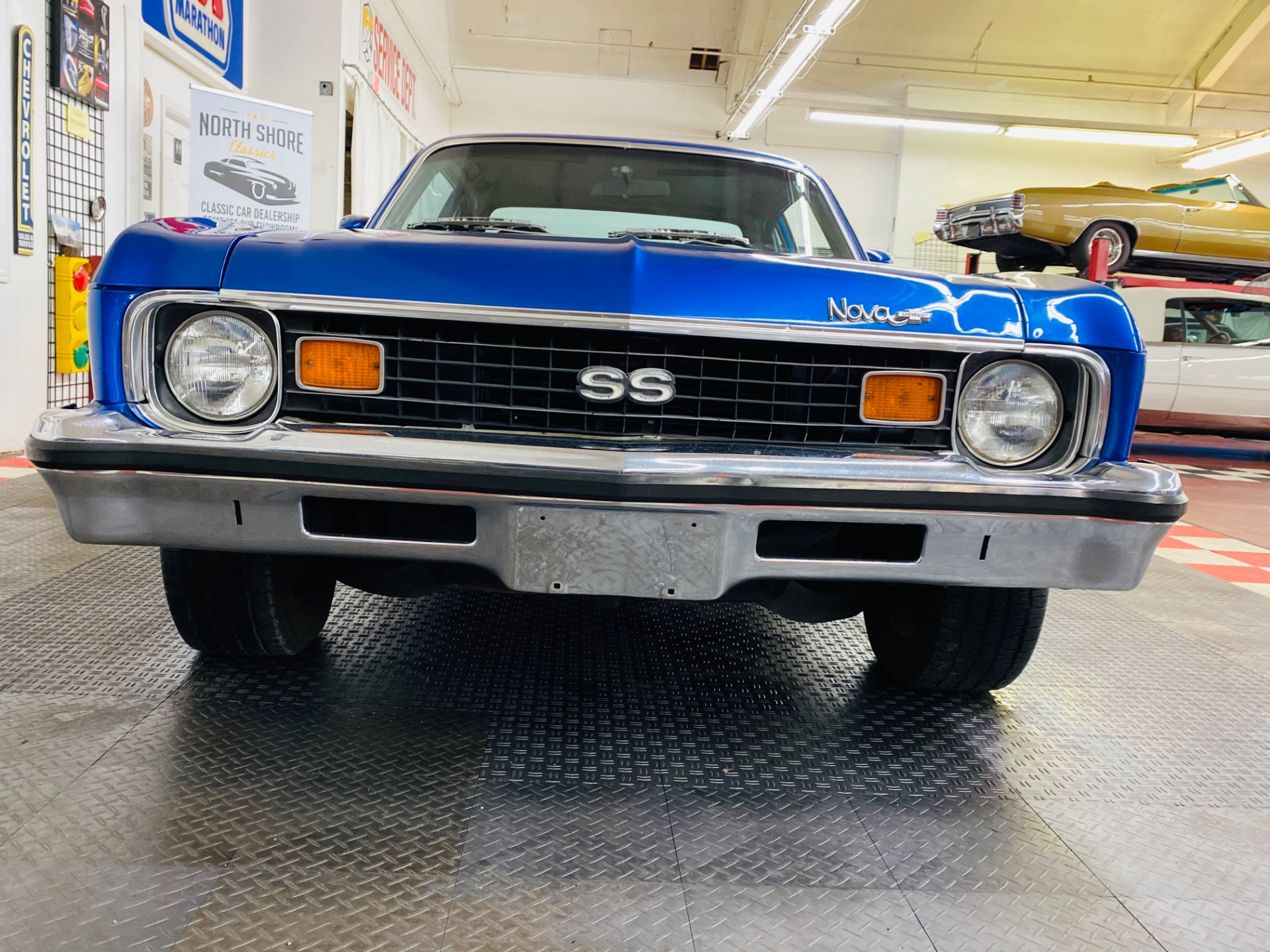 Used 1973 Chevrolet Nova - SUPER SPORT - 4 SPEED - SEE VIDEO - | Mundelein, IL