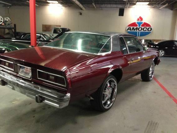 1977 Chevrolet Impala DONK-Price Reduction Stock # 773507