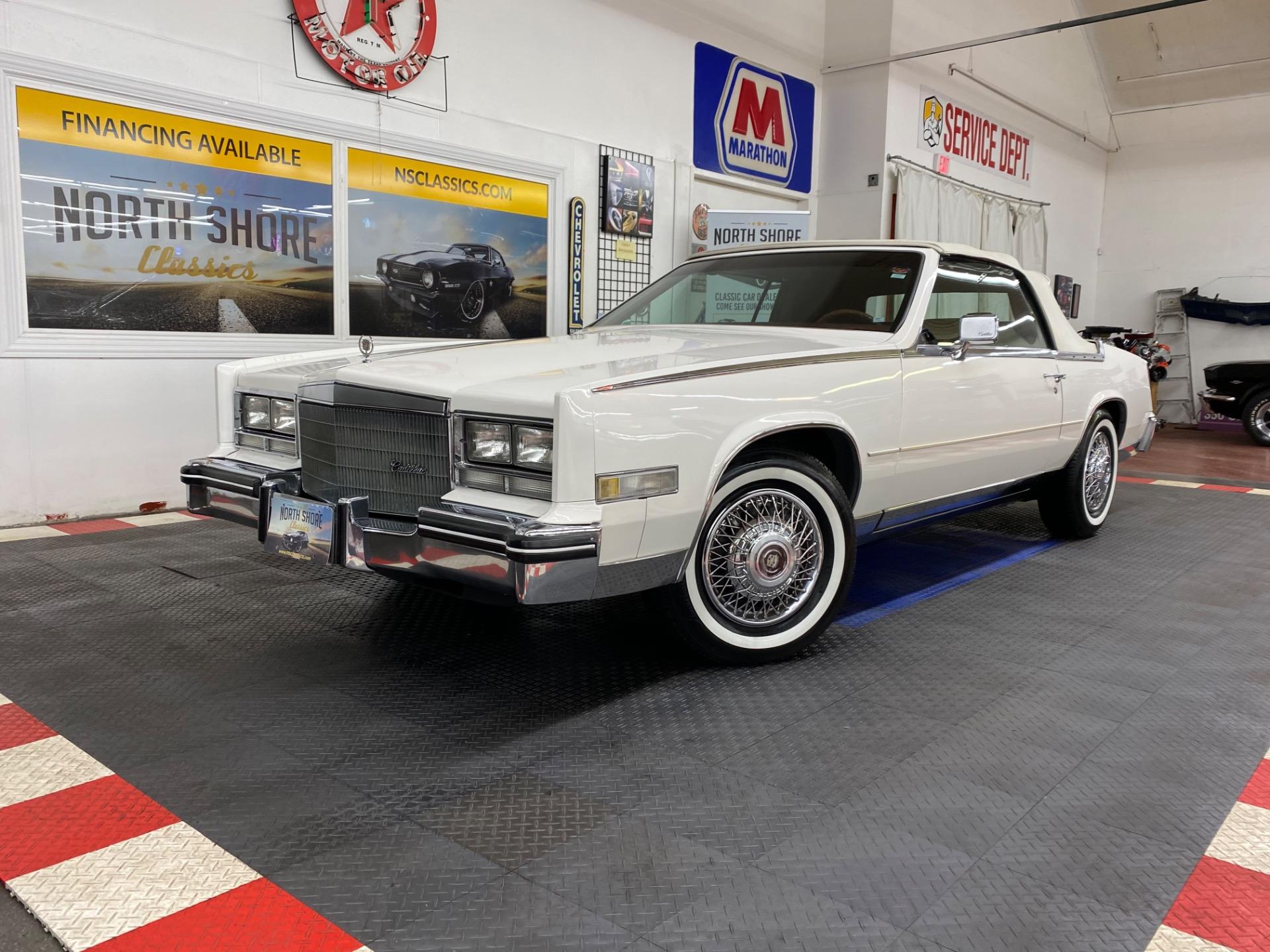 Used 1984 Cadillac Eldorado Biarritz - SEE VIDEO - | Mundelein, IL