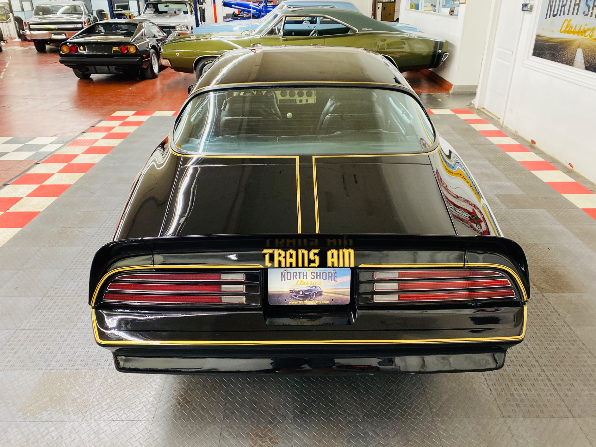 Used 1978 Pontiac Firebird - TRANS AM DECALS - 4 SPEED - 400 SBC ENGINE - SEE VIDEO - | Mundelein, IL