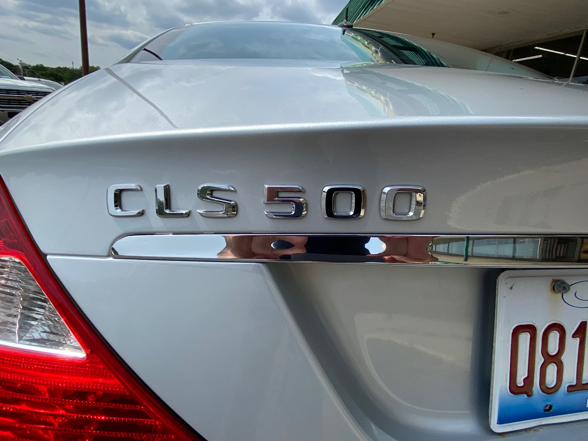 Used 2006 Mercedes-Benz CLS CLS 500   Mundelein, IL