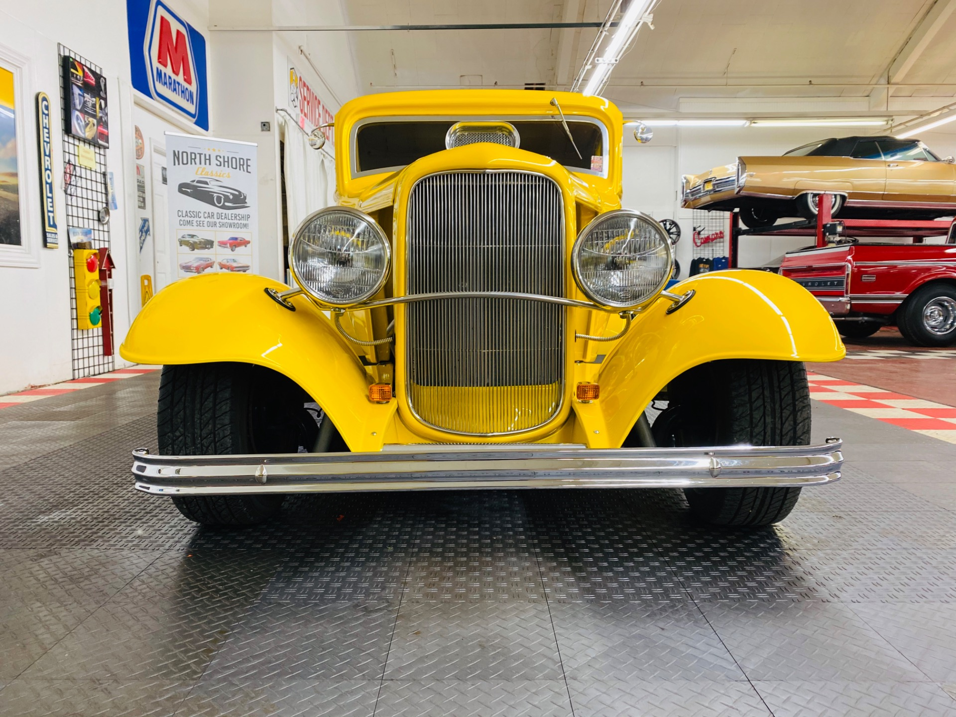 Used 1932 Ford Hot Rod / Street Rod - SHOW CAR QUALITY - SUPERCHARGED 355 ENGINE - SEE VIDEO | Mundelein, IL